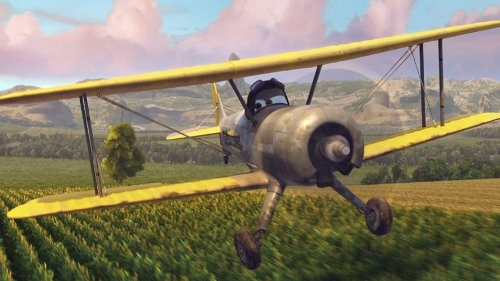 Leadbottom CBN14 Mattel Disney Planes teil 2