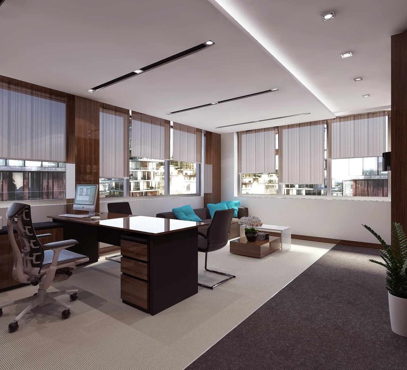 Managing Directors Office   Design And Visuals