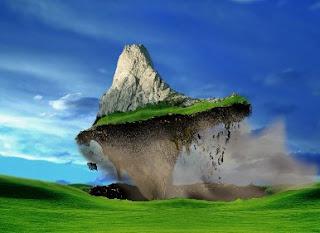 núi dời...
