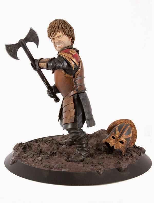 Estatua de Tyrion Lanister