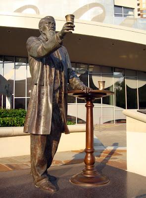 Dr. John S. Pemberton, creator of Coca-Cola