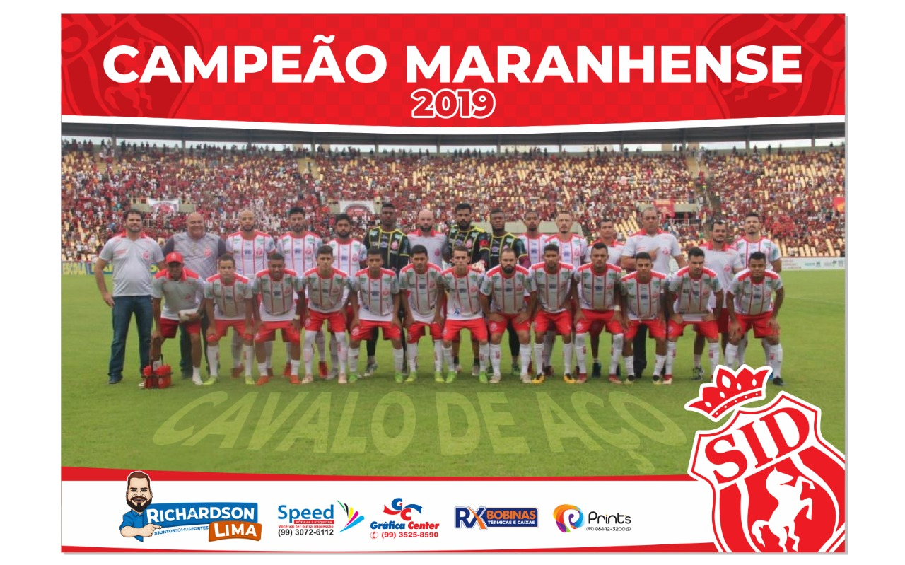 IMPERATRIZ CAMPEÃO 2019