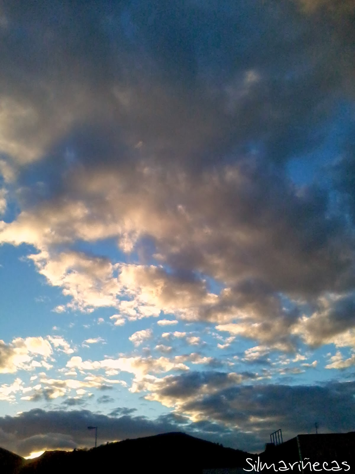 nubes sobre Malmasin