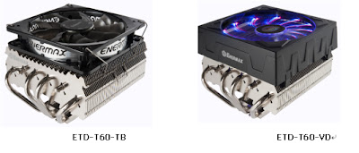 ENERMAX ETD-T60 series CPU cooler