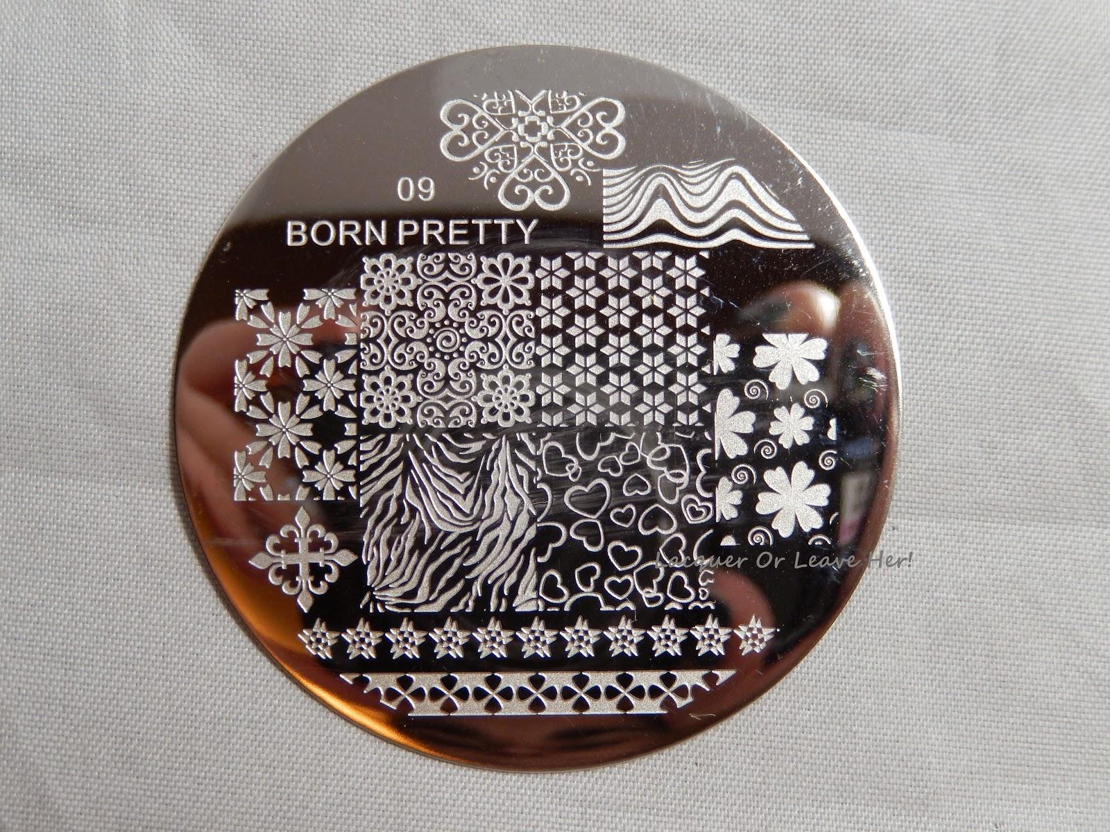 Born Pretty 09