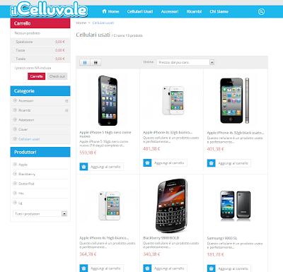 Guadagna rivendendo cellulari usati con il Celluvale!