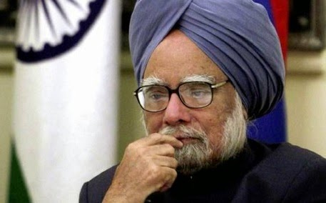 Manmohan singh on SILENT mode