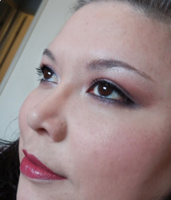 LOTD with Coastal Scents Winterberry palette