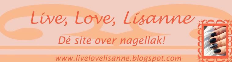 Live, Love, Lisanne