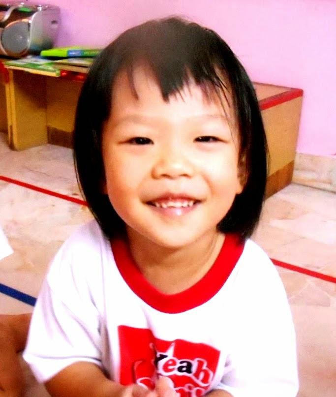 湘靖小朋友