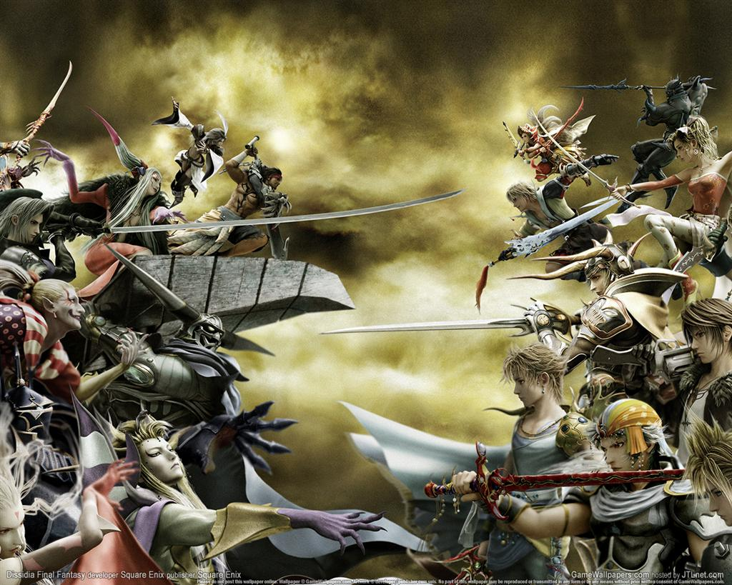 Final Fantasy HD & Widescreen Wallpaper 0.67820488755236