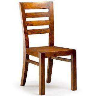 kursi makan jati jepara kursi solid jati kursi minimalist
