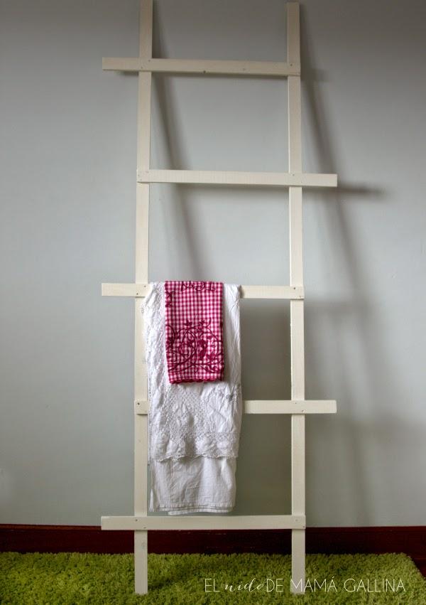 como hacer una escalera decorativa