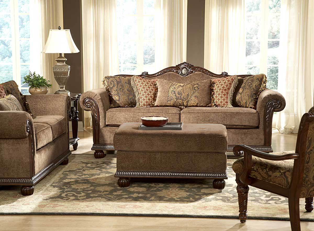 Luxury Sofa Sets New Design