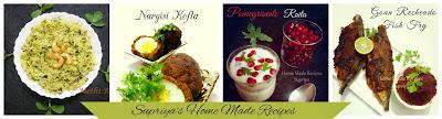 Home Made Recipes