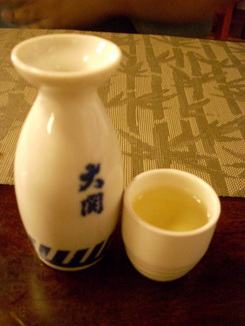 Cold Sake