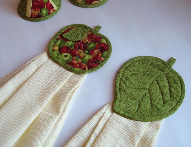 Сшить красивое полотенце своими руками 4