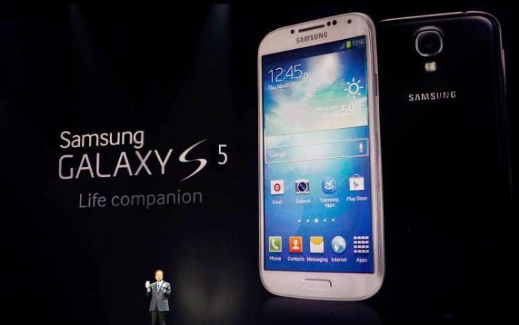 Harga Dan Spesifikasi Samsung Galaxy S5 Update Bulan April