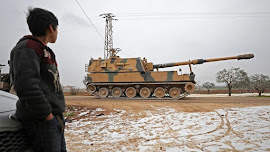 "Turkey Threatens ""Imminent"" Large Scale Invasion Of Idlib To Halt Syrian-Russian Advance"