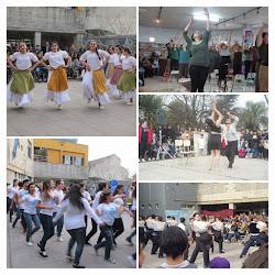 Bachiller en Danza con Especialidad en Danza de Origen Folklórico y Popular