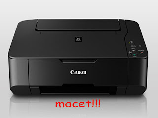 Printer Canon MP237 Error 1688