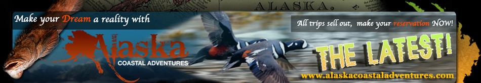 ALASKA COASTAL ADVENTURES