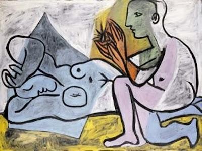 los-amantes-1932-pablo-picasso