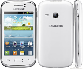 Samsung Galaxy Young S6310 - Spesifikasi, Review dan Harga | Review HP
