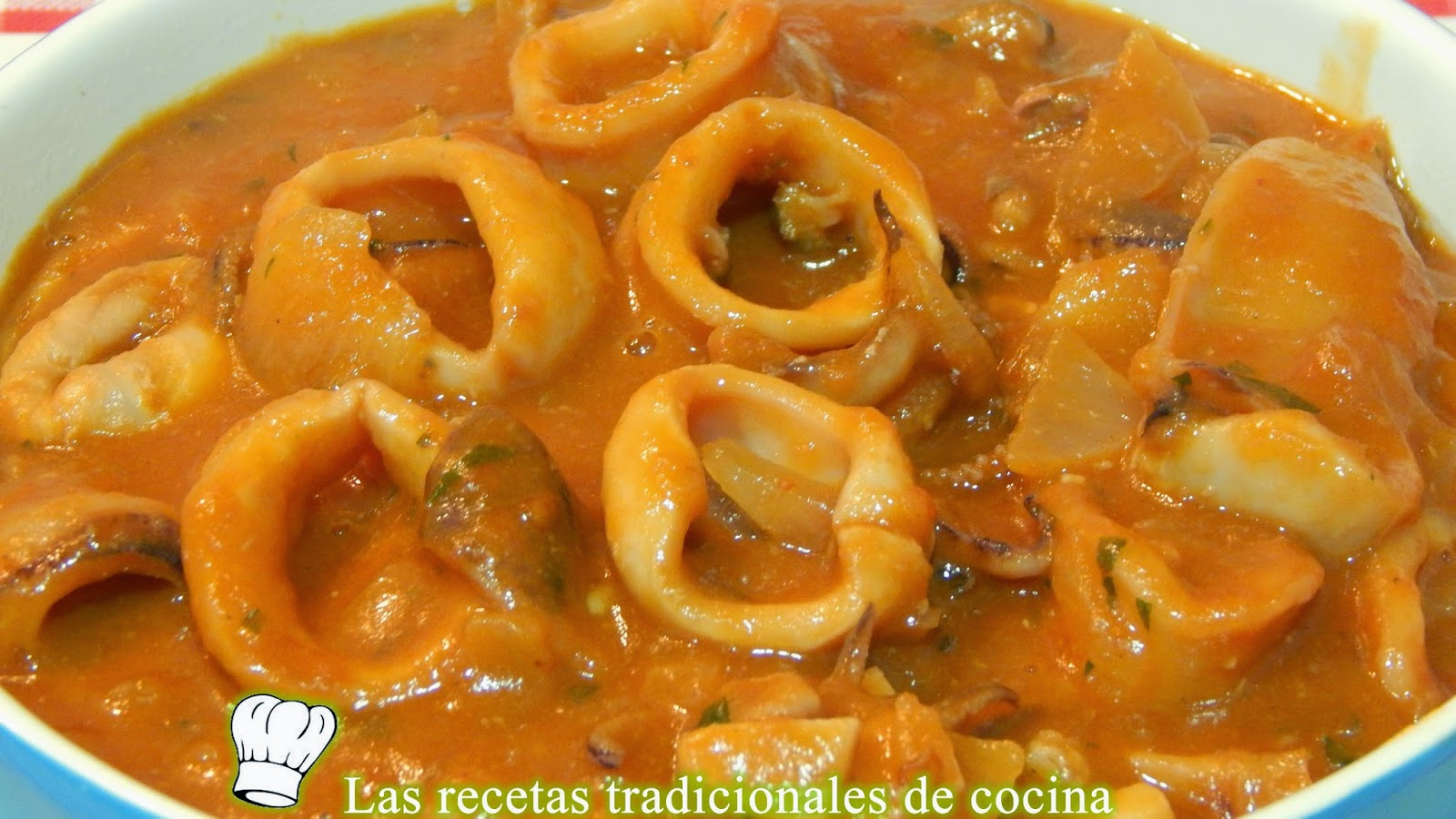 recetas de cocina de calamares