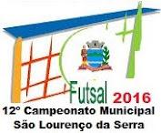 Municipal Futsal 2016