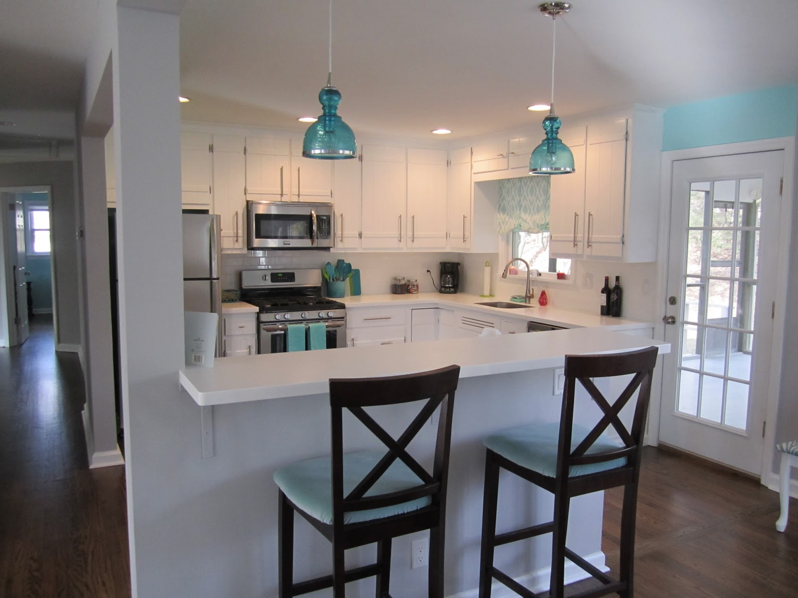 Kitchen Renos Retro Ranch Reno Shes Ready For Her Close Up