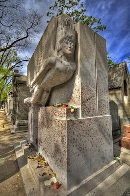 Tumba de Oscar Wilde