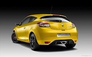 2010 New Megane Renault Sport 2