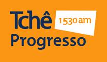 Rádio Progresso AM (Rede Tchê) de São Leopoldo RS ao vivo