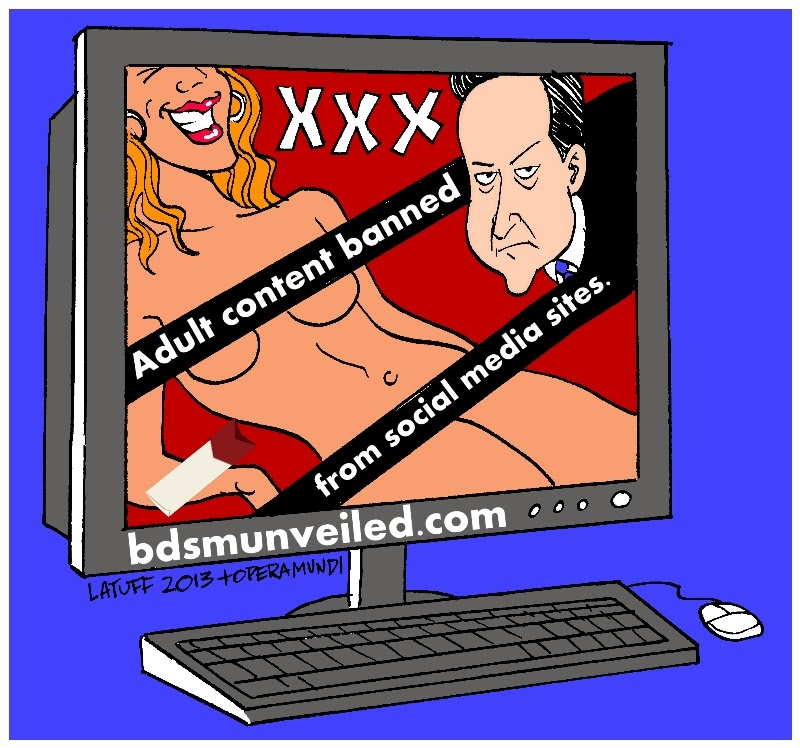 adult content banned from social media sites