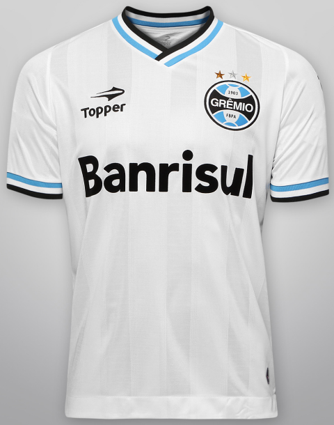 Grêmio lança novas camisas para relembrar data do título mundial ... b4067f76b7109