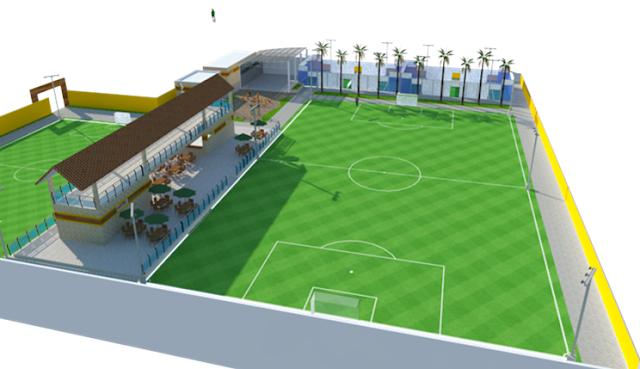 Ponen en marcha DownTown Soccer Academy en Bávaro-Punta Cana
