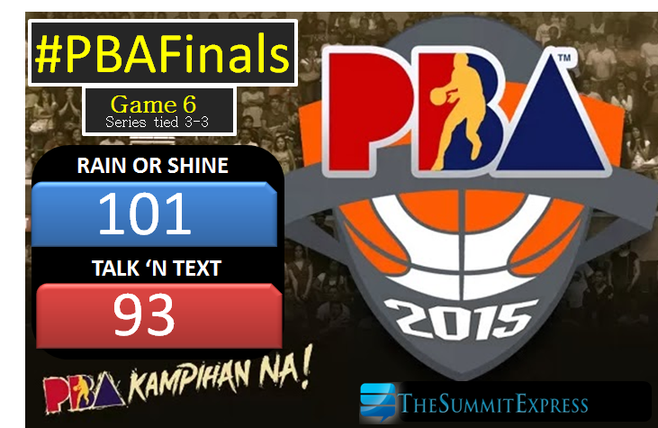 PBA Finals Game 6 score