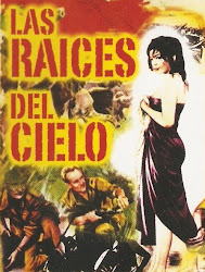 Las Raices del Cielo (Errol Flynn, Trevor Howard, Orson Welles)