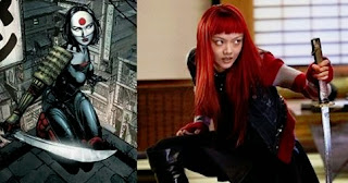 Rila Fukushima joins Arrow as Katana