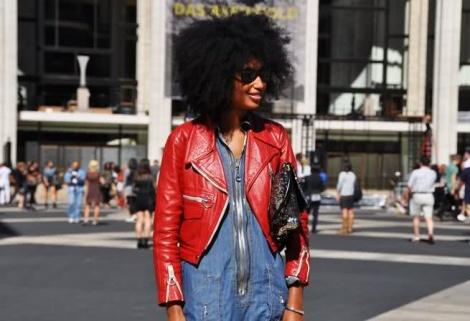 Mens Fashion Biker Jacket