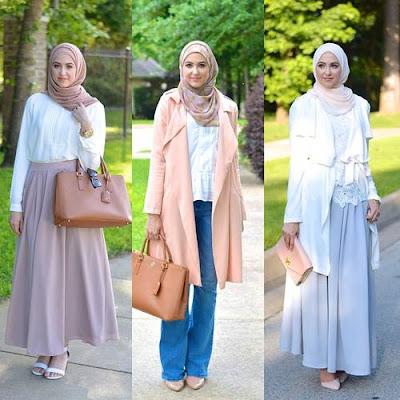 Vêtement hijab pour mohajaba - mode hijab