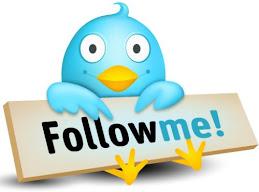 Follow me twitter