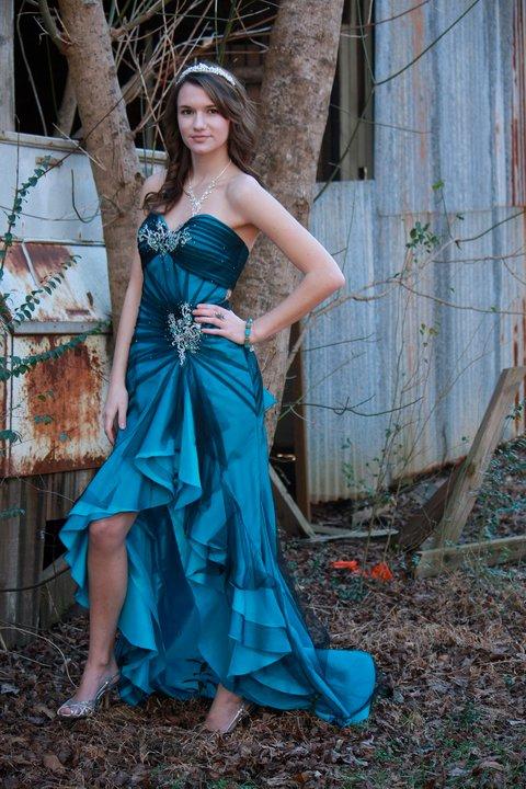 Consignment evening dresses