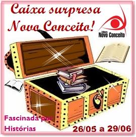 Promoção: Caixa surpresa Novo Conceito.