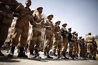 عاجل - تمرد أفراد وضباط القوات الخاصة على صالح والحوثي