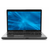 Toshiba Satellite P770-ST6GX2 laptop