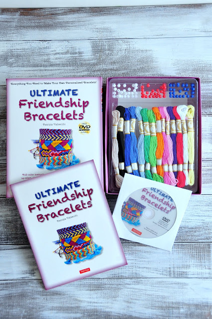 The Ultimate Friendship Bracelets Review and Giveaway