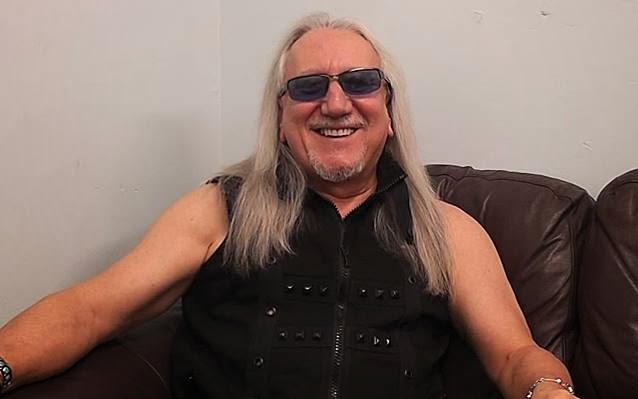 Heavy Paradise The Paradise Of Melodic Rock Mick Box Of Uriah Heep Interview Metaltalk