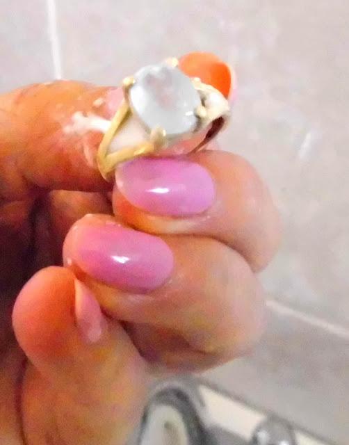 Como limpiar anillos